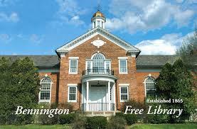 Bennington, VT – Bennington Free Library