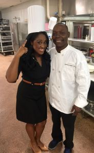 Check out Ashley Smith of WVEC in the kitchen at the Chesapeake Conference Center with our very own Chef Twan giving some great ideas on how to update the traditional holiday meal.