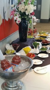 Bloody Mary Bar - Chesapeake Conference Center