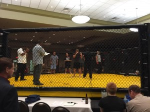 Ready 2 Fight! – MMA Fight at Chesapeake Conference Center