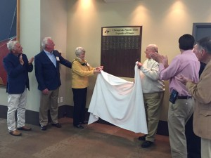 Photo by Adam Winkler - Chesapeake Sports Club, Legends of Honor Plaque Unveiling at Chesapeake Conference Center