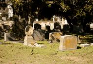 Christ Church Graveyard - Cambridge