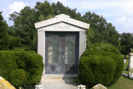 Trimper Mausoleum in Berlin MD