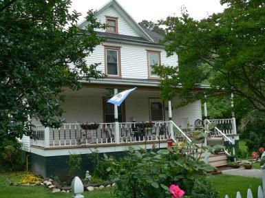 Ira Todd House