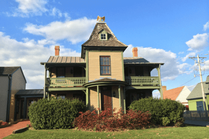 Eagle House - St. Michaels