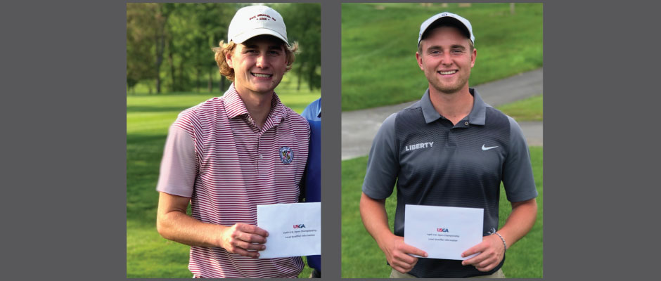 barbin brothers advance to u s open