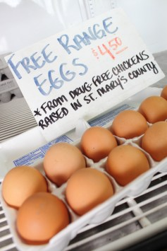 Free Range Eggs from local hens