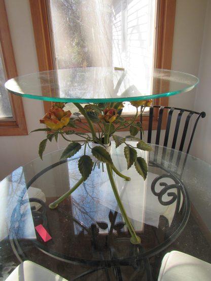 Metal Rose Table