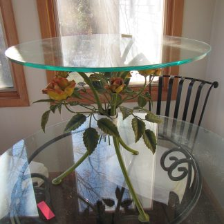 Metal Rose Table