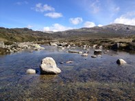 Hiking in the Kosciuszko National Park