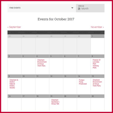 Get In! – Add Your Event