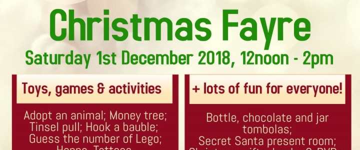 Elmtree Christmas Fayre