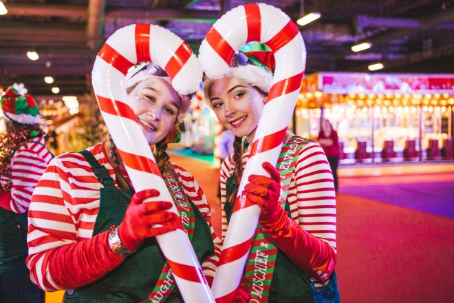 christmas events manchester