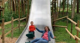 Bewilderwood Cheshire review, days out with kids Cheshire, family days out cheshire