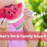 days out with kids uk, family days out uk, summer 2021 family events, whats on for kids summer 2021
