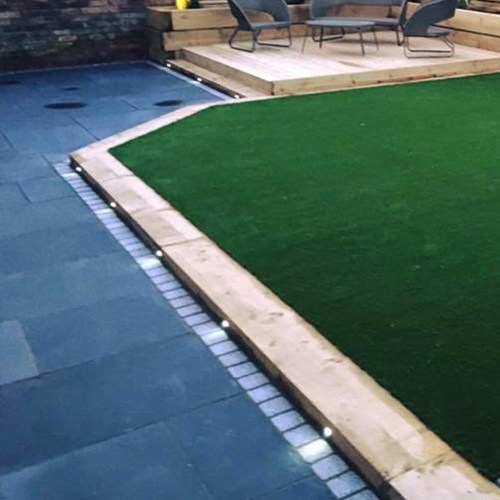 Black Lime Sandstone Paving