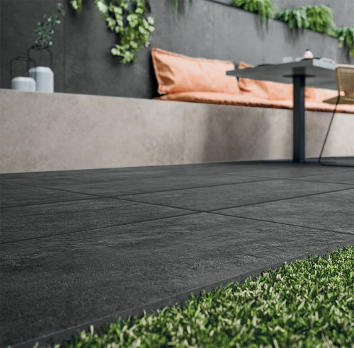 porcelain paving tiles