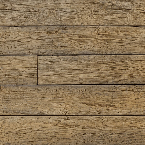 weathered oak millboard decking