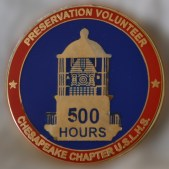 500 hrs pin