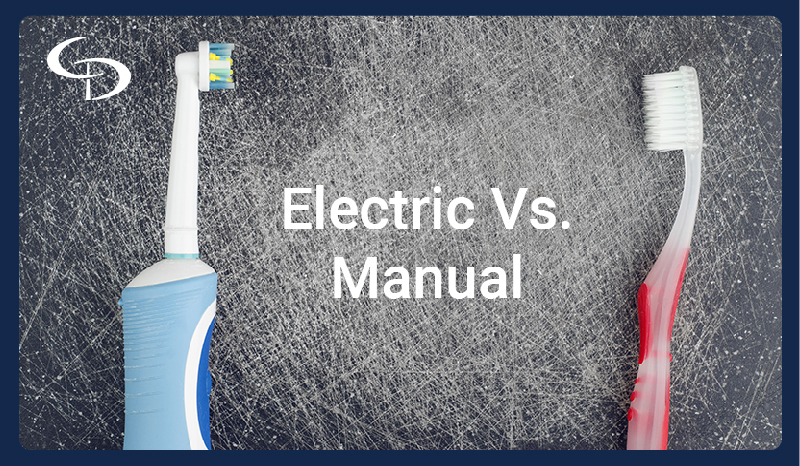 Electric Toothbrush vs. Manual Toothbrush
