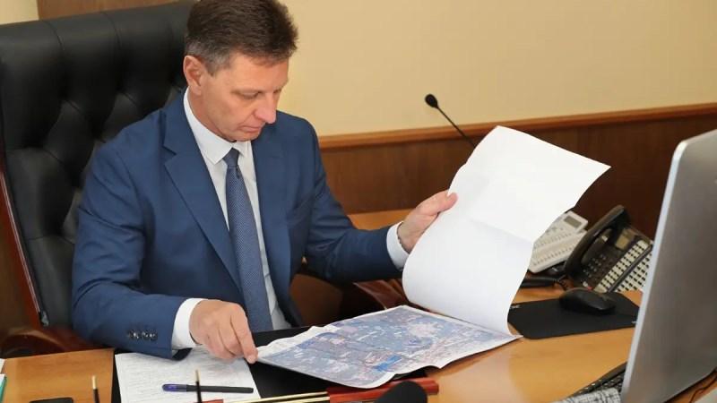 Губернатор Владимир Сипягин назвал новую трассировку М-12 «идеальной»