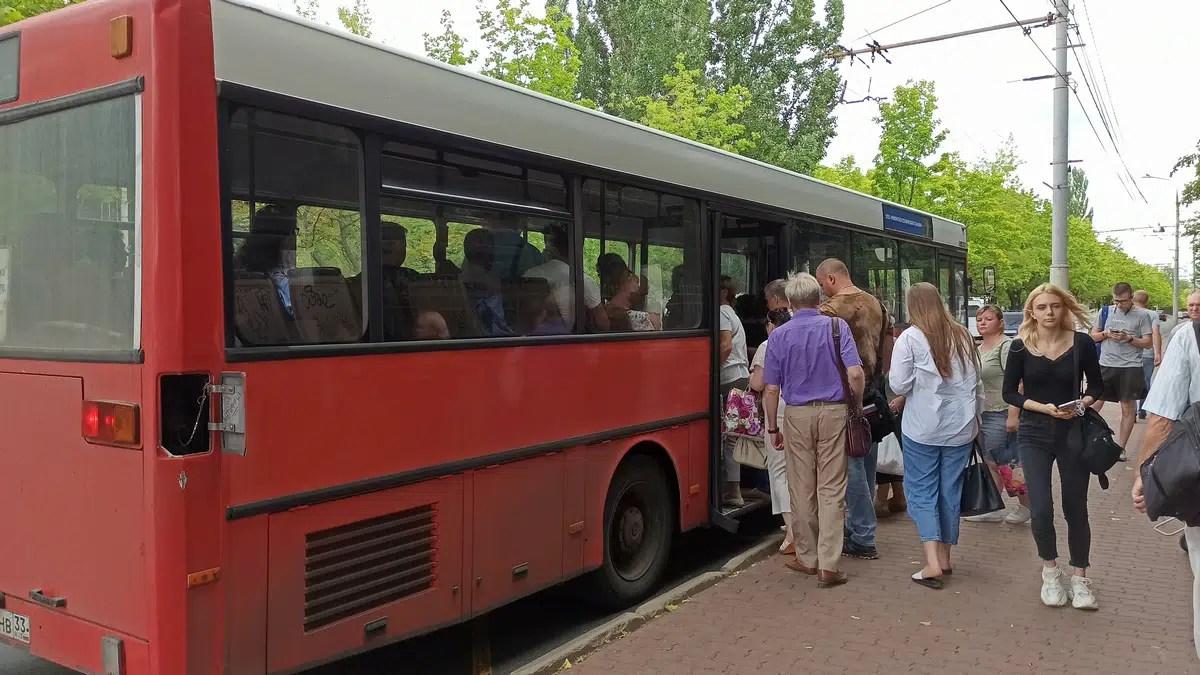 Во Владимире возобновляется движение автобуса №22