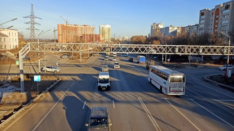 Пешеходный светофор в РТС вернут до конца недели