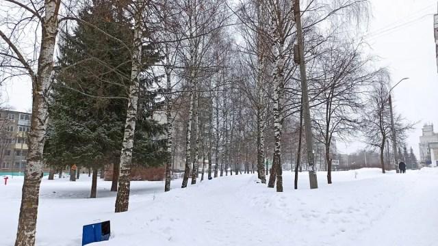 Бульвар художника Иванова