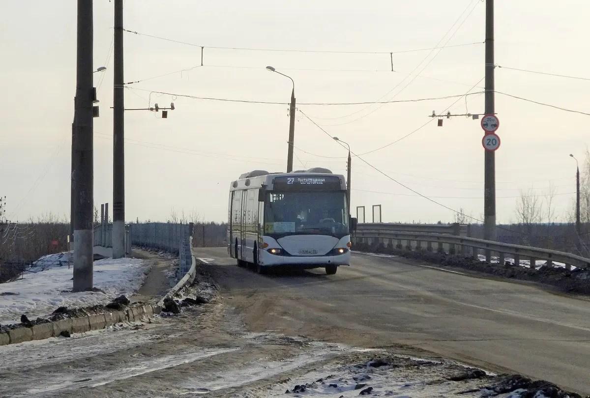 Во Владимире появился новый перевозчик