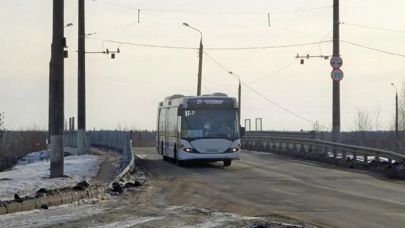Автобусный маршрут №27 во Владимире выставили на конкурс