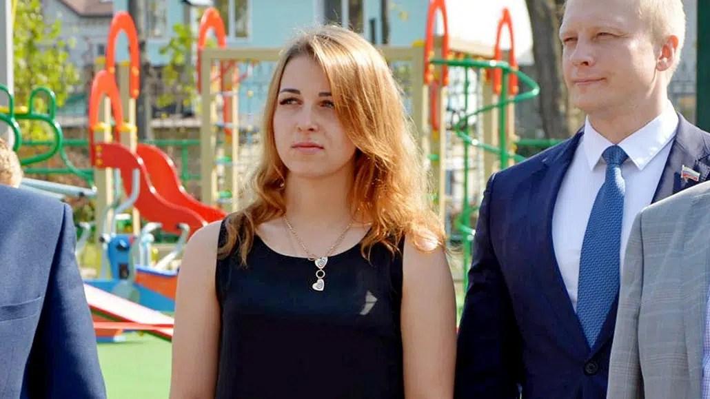 Департамент молодежной политики возглавит Дина Каткова