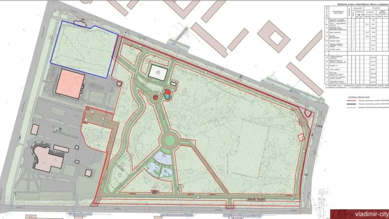 Реконструкцию парка «Добросельский» начнут с велодорожек