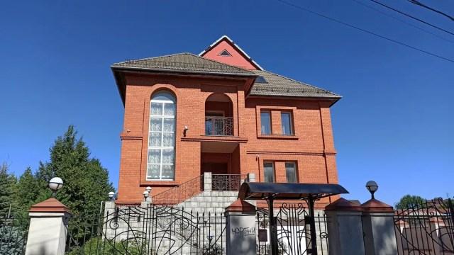 Дом Аникеева Пугачева