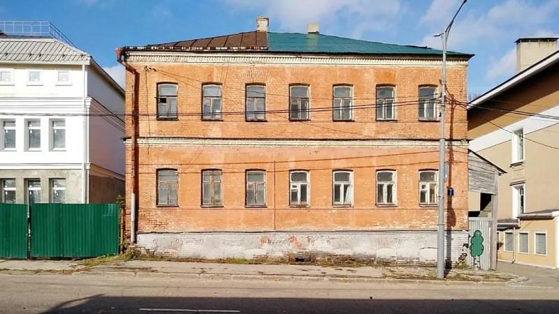 Аварийный дом в центре Владимира признали памятником
