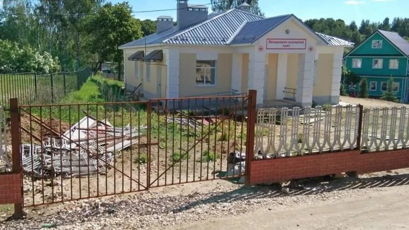 Каждый седьмой ФАП во Владимирской области не работает