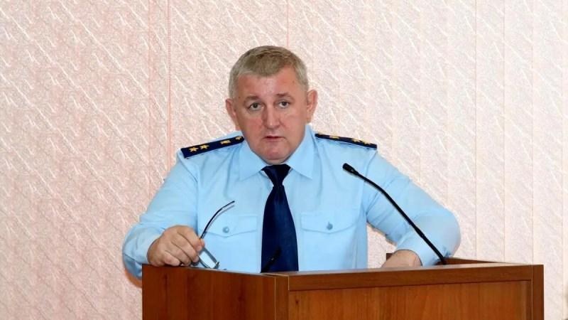 Облпрокурор Игорь Пантюшин заработал вдвое больше начальника Росгвардии