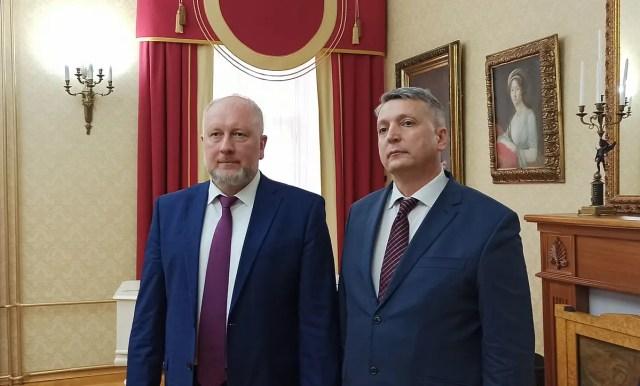 Сергей Рыбаков ВСМЗ