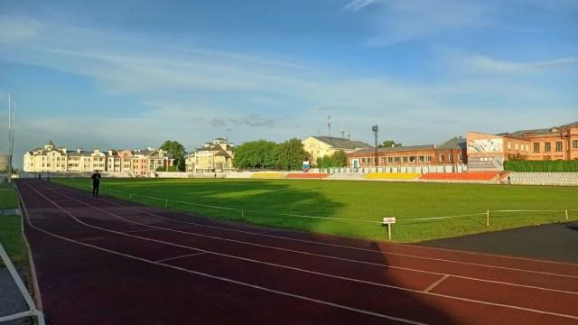 Стадион Лыбедь
