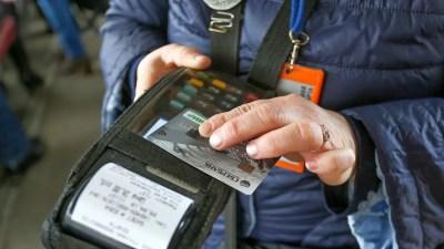 Для владельцев карты «Мир» проезд во Владимире подешевеет на 4 рубля