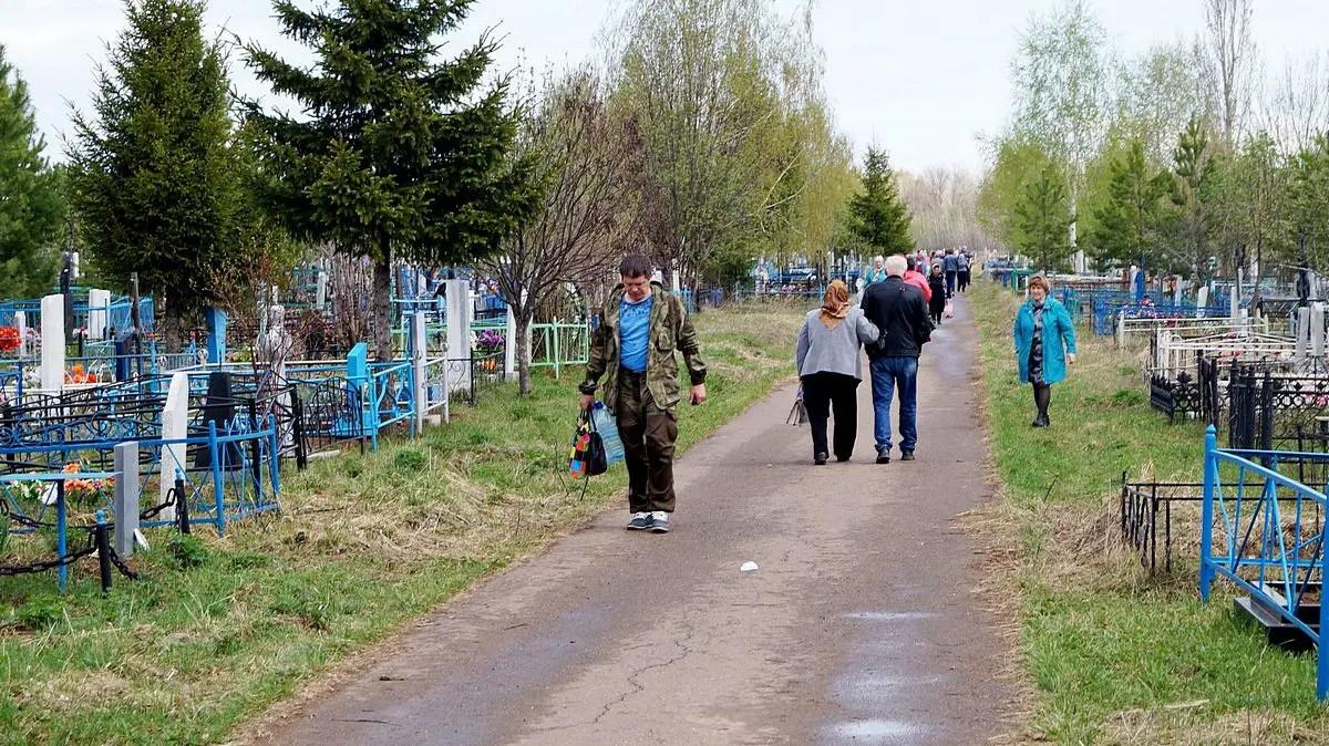 Во Владимирской области из-за коронавируса запретили посещать кладбища
