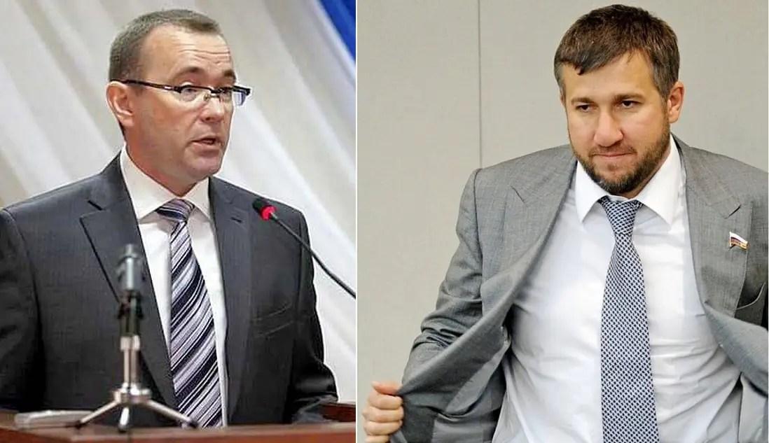 Экс-председатель областного суда получил взятку от Аникеева?