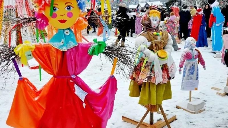 Программа празднования Масленицы-2020 во Владимире