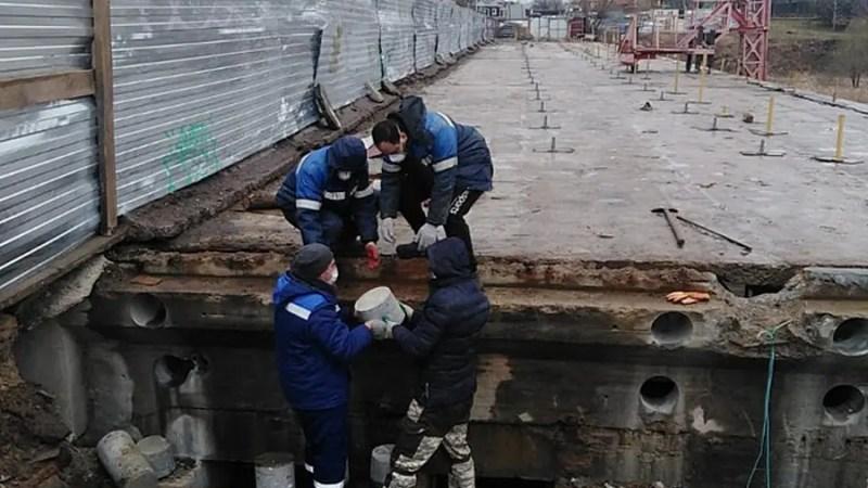 Подрядчика оштрафовали на 20 млн рублей за затянувшийся ремонт моста в Суздале