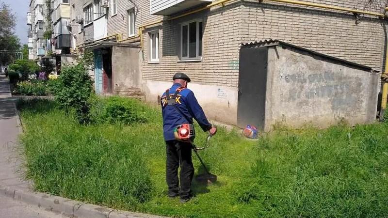 Из закона о тишине уберут ремонт дворов и покос травы