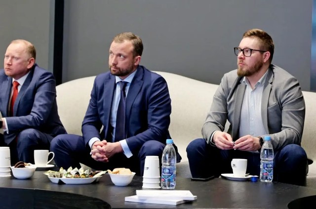 Александр Ремига и Евгений Путилин
