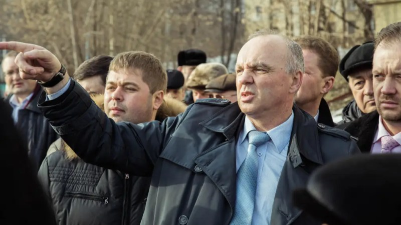 Андрей Шохин в 2020 году заработал 3,4 млн рублей