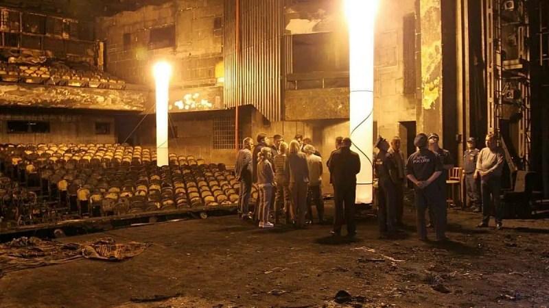 На реконструкцию владимирского драмтеатра выделили 756 млн рублей