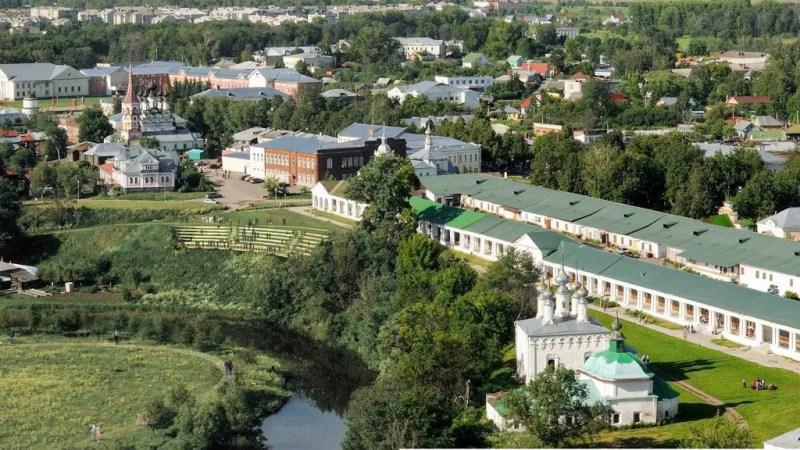 Суздалю выделили 35,5 млн рублей на велодром и парковки