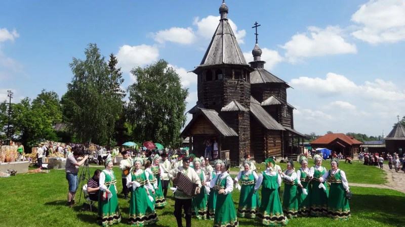 У Владимирской области появится свой туристический логотип, слоган и брендбук