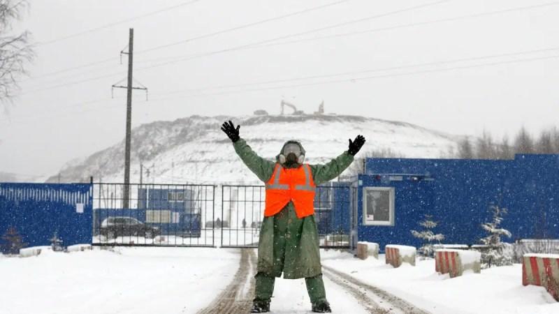 Суд отобрал у «Эколайна» участок под расширение александровской свалки